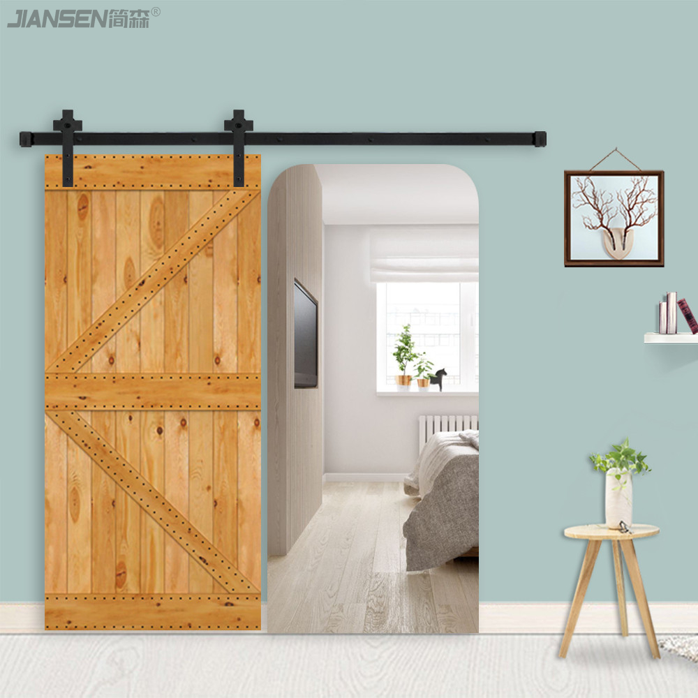 barn door hardware diy-hm2006